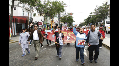 Edugestores reporta: Los últimos hechos de la huelga magisterial