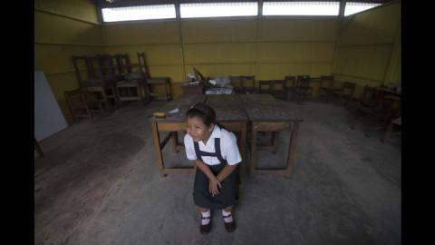 Casi un millón de estudiantes afectados por la huelga de maestros