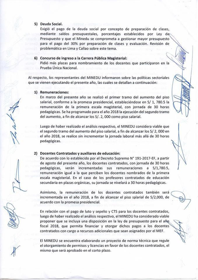 Acta MINEDU y SUTEP CEN - 14 de julio (2)