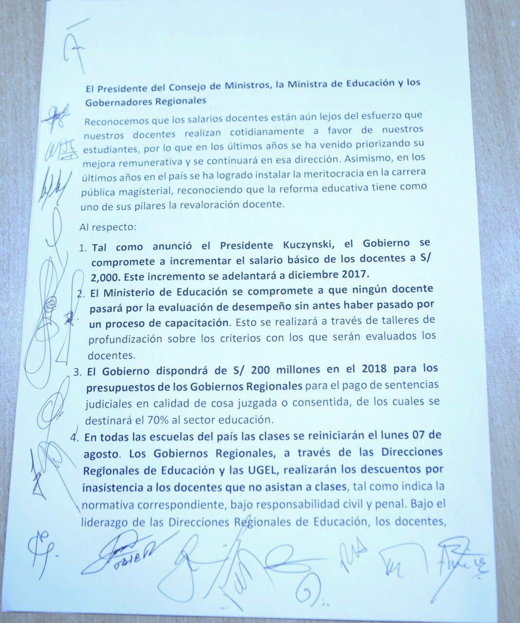 Acta con PCM - MINEDU y GORES - 3 de agosto 2017 (1)