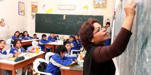 DE 15 MIL, 500 ESCOLARES REPETIRAN EL AÑO ESCOLAR, SEGUN CORPAIDOS, ENTIDAD QUE HACE ESTUDIOS SOBRE EDUCACION.
