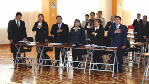 Puno: sustentan Proyecto Educativo Regional