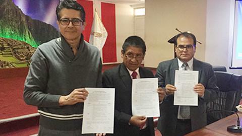 Minedu, SUTER y GORE Cusco instalaron mesa técnica de trabajo regional