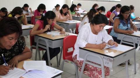 Evaluación de desempeño docente: la primera vez en 33 años