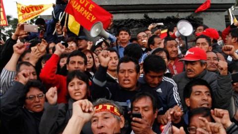 Docentes suspenden huelga y regresan a clases el lunes