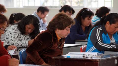 Minedu publica resultados preliminares de prueba para ascenso