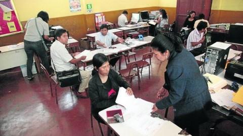 Tacna: devolverán descuentos a maestros después que recuperen clases
