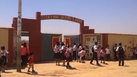 Lambayeque: se han recuperado clases perdidas por huelga de maestros en un 50%