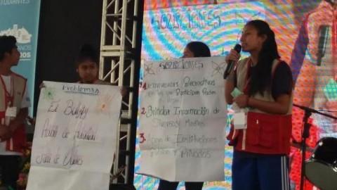 Lima: Líderes escolares presentan recomendaciones para mejorar la educación