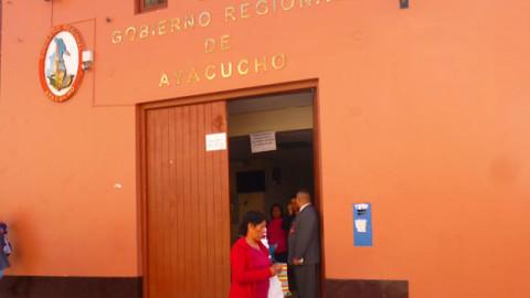 Ayacucho: Ministerio de Economía transfiere presupuesto al Gobierno Regional para pago de maestros