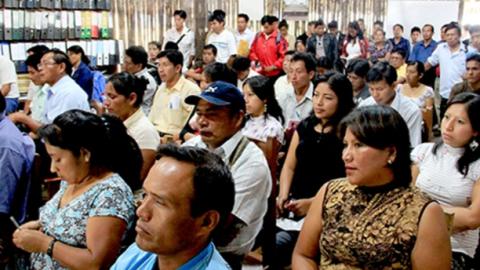 San Martín: Docentes en VIII Congreso Regional de Educación Intercultural Bilingüe