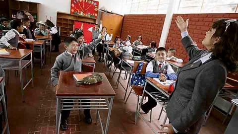 Cusco: Escolares tampoco asisten a recuperación de clases