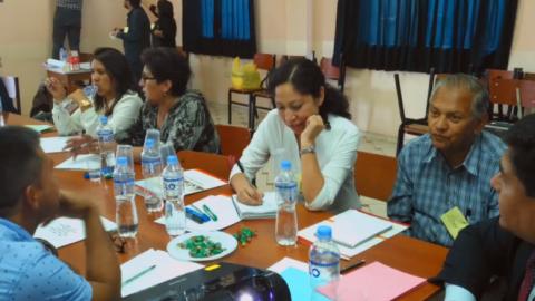 Arequipa y Lambayeque: Agenda regional para la educación intercultural bilingüe