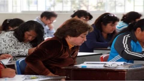 El próximo año evaluarán desempeño de docentes con cargos en las UGEL