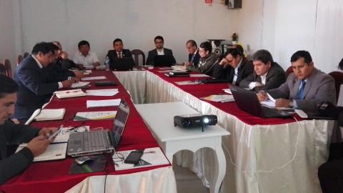 Amazonas: DRE coordina con ocho UGEL lineamientos de trabajo 2018