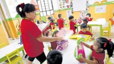 Nivel inicial: niños deberán cumplir años antes del 31 de marzo