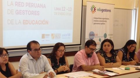 II Encuentro Nacional de Edugestores: Experiencia de gestión de conocimiento en la DRELM