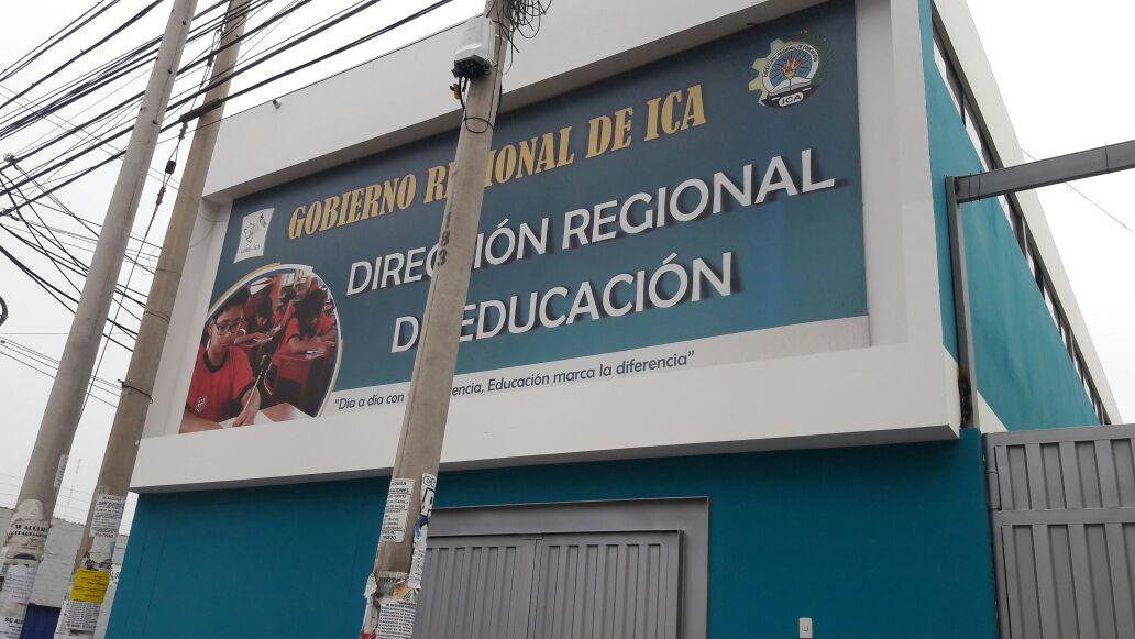 DRE-Ica-destituye-a-dos-profesores-y-suspende-a-otros-cinco-por-un-año