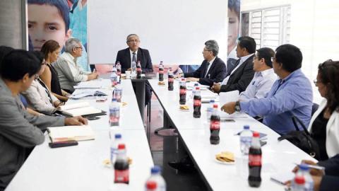 Vigencia de acuerdos entrampa negociación entre Sutep y Minedu
