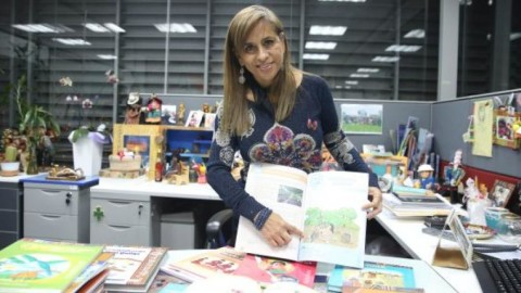 EIB: El liderazgo desempeñado por Elena Burga en la Digeibira