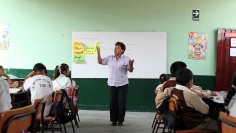 Informe: discusión sobre el Currículo Nacional