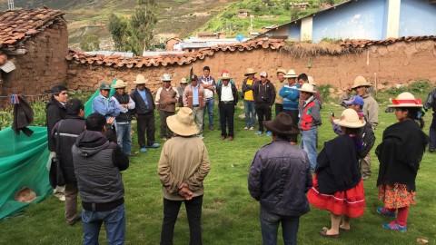 Pomabamba: Retos y propuestas para una gestión pública de excelencia para el desarrollo local