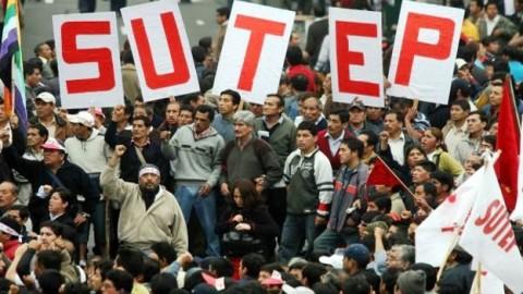 Sutep califica de oportuno y esperanzador mensaje de presidente Vizcarra