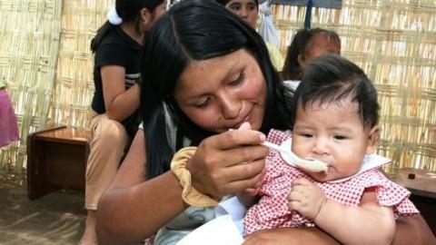 Ayacucho: se comprometen en la lucha contra la anemia y desnutrición infantil