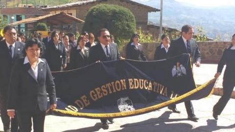 La Libertad: UGEL Santiago de Chuco recibió reconocimiento del Minedu