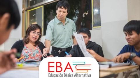 Loreto: 13 años de educación básica alternativa