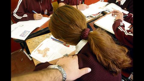Piura: DRE recibió 92 denuncias por hostigamiento sexual a escolares