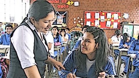 """Editorial del diario El Peruano: """" Mejoras educativas para el cambio"""""""