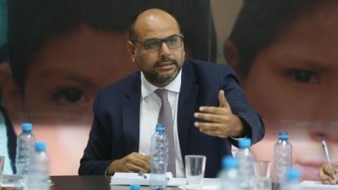 Ministro Alfaro: No más sentenciados por terrorismo en las aulas