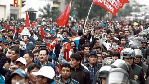 SUTE-Lima se plegará a huelga de Pedro Castillo