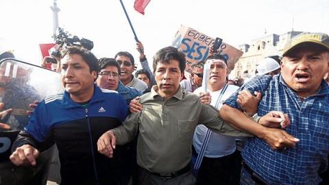 Villanueva: aplicaremos la ley con estricto rigor en huelga docente del Sute-Conare