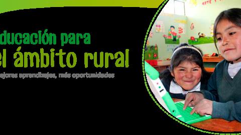 Participa en la consulta pública para la propuesta de acciones para atención educativa en zona rural