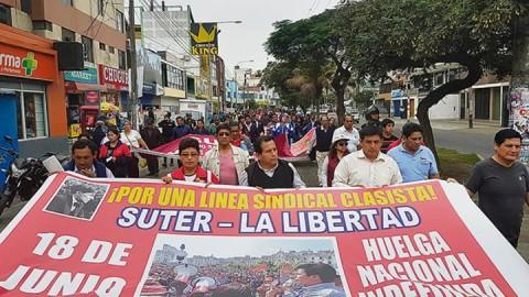 Edugestores reporta: Norte del país acató parcialmente primer día de huelga