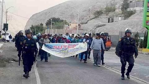 Edugestores reporta: Estado de la huelga a una semana de su inicio