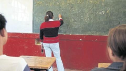 Docencia: una profesión que atrae poco a jóvenes talentosos
