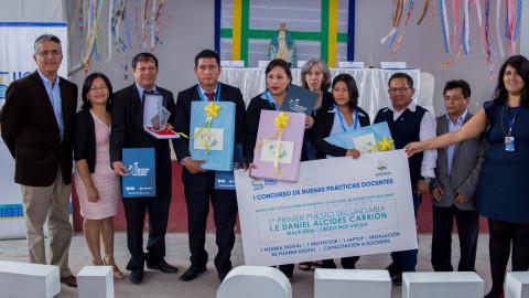 UGEL Sechura incentiva investigación educativa y buenas prácticas a través de concurso