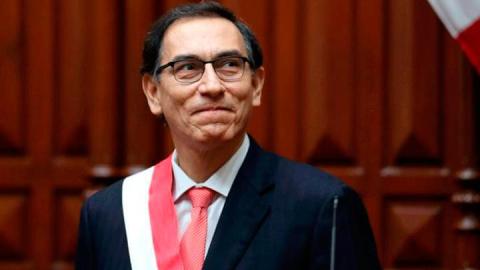 ¿Qué dijo el presidente Vizcarra sobre educación en su discurso de 28 de julio?