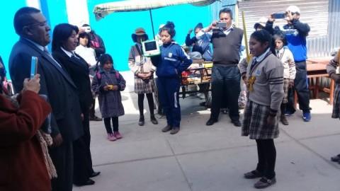 Chucuito: UGEL finalista de concurso de buenas prácticas de gestión del Minedu