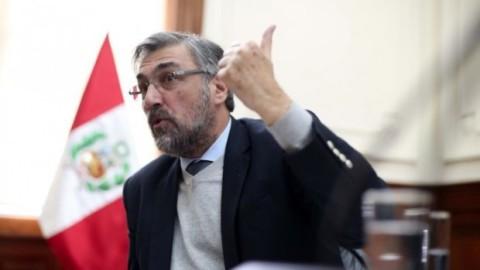 """Raúl Molina: """"Queremos que territorios que no tenían representación ahora la tengan"""""""