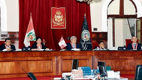 Desacuerdo en el Poder Judicial por enfoque de género en currículo genera respuesta de opinión pública
