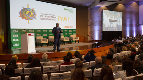 Minedu presentó prioridades de la agenda educativa
