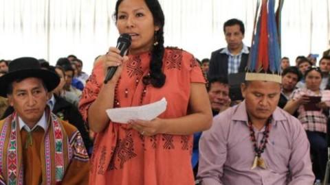 Arequipa: Minedu refuerza aprendizaje escolar de pueblos originarios