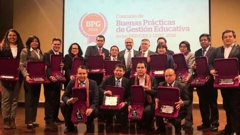 Buenas prácticas mejoran servicios educativos en el país, un artículo de María Amelia Palacios