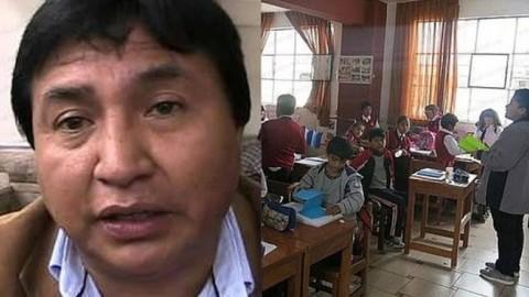 SUTEP insiste en aumento de sueldo para docentes
