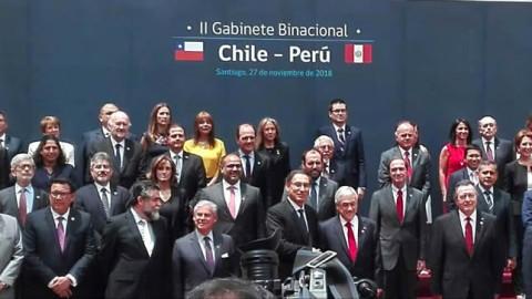Gabinete Binacional Perú-Chile establece ocho compromisos para el sector Educación