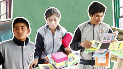 Edugestores presenta sistematización de experiencia de gestión de la UGEL Cajamarca